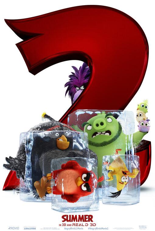 Filmi Angry Birds Movie 2 poster