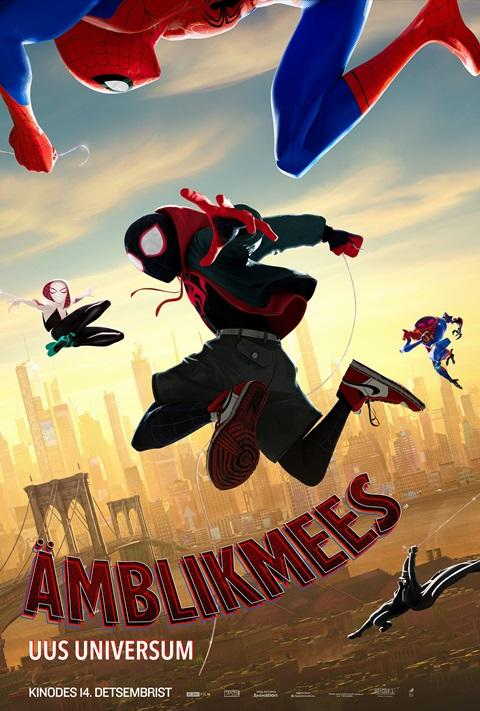 Filmi Animated Spider-man poster