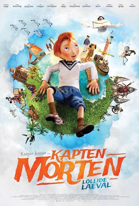 Filmi Captain Morten and the Spider Queen poster