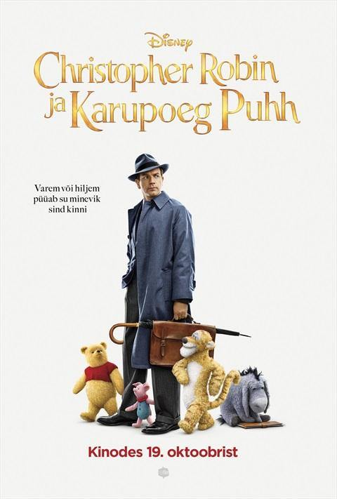 Filmi Christopher Robin poster
