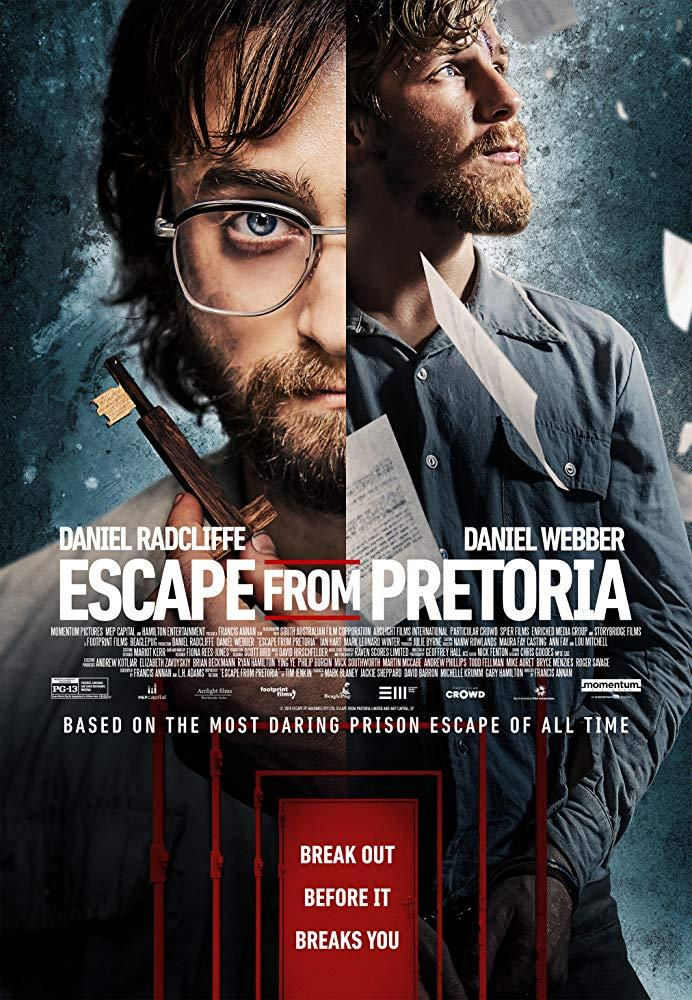 Filmi Escape From Pretoria poster