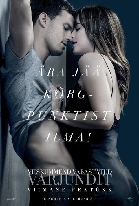 Filmi Fifty Shades Freed poster