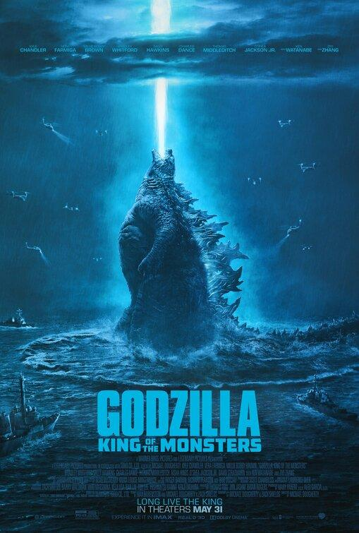 Filmi Godzilla II King of the Monsters poster