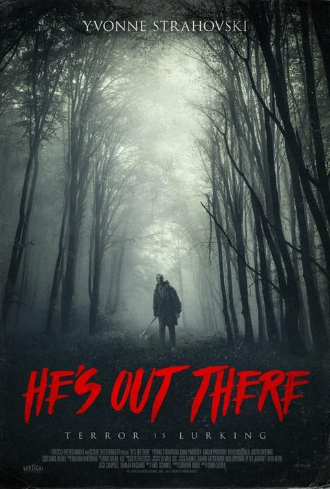Filmi He%27s Out There poster