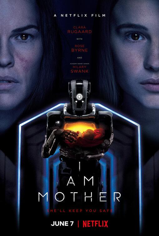 Filmi I am Mother poster