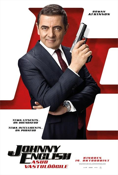 Filmi Johnny English 3 poster