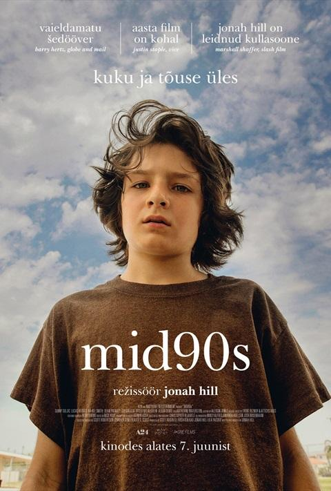 Filmi Mid 90%27s poster