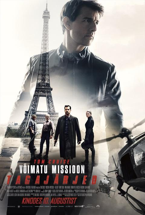 Filmi Mission: Impossible - Fallout poster