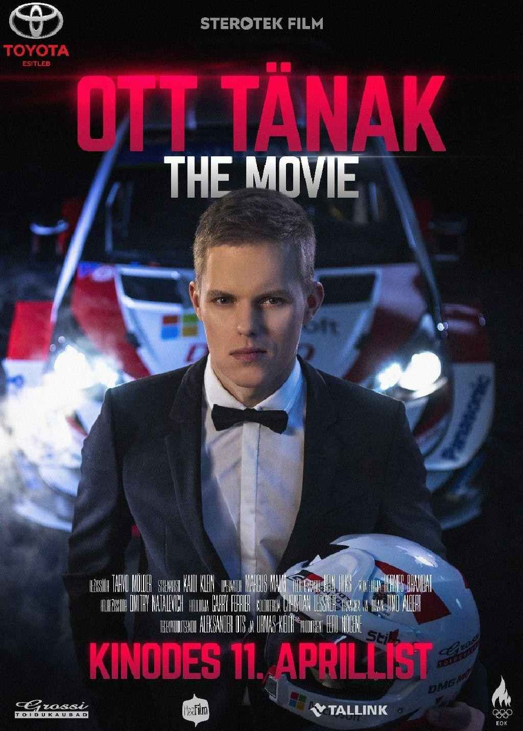 Ott Tänak - The Movie