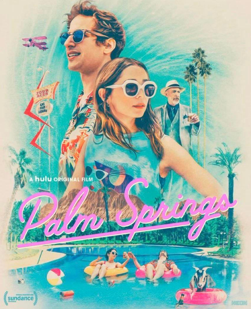 Filmi Palm Springs poster
