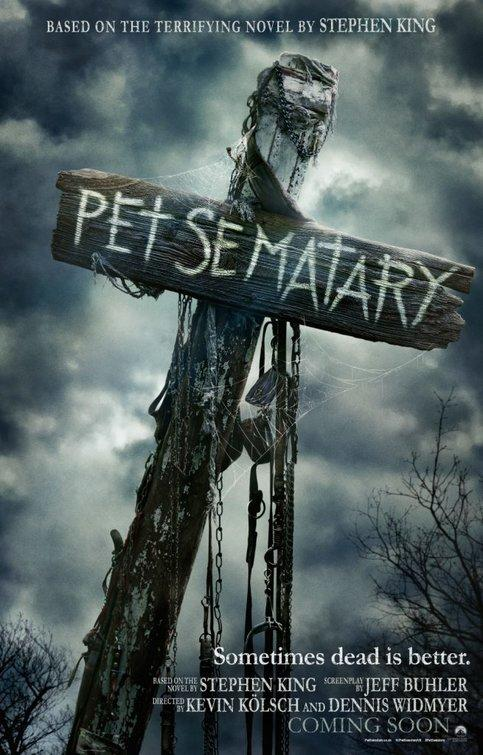 Filmi Pet Sematary poster