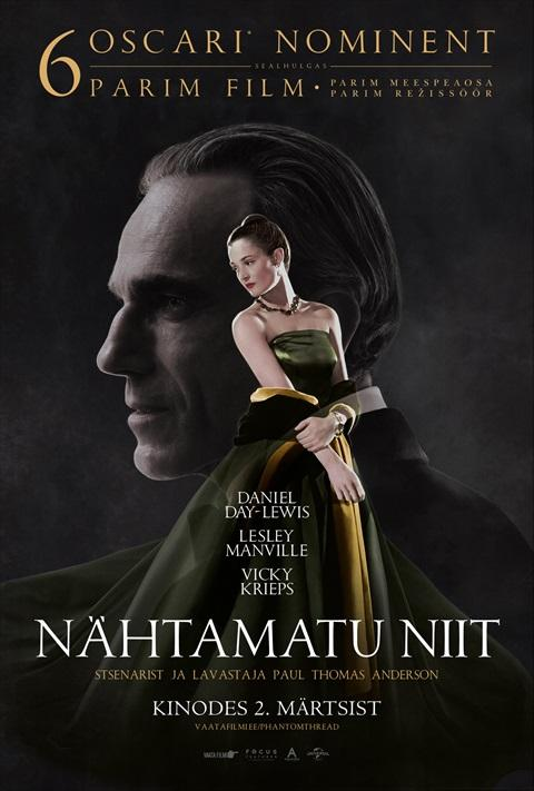 Filmi Phantom Thread poster