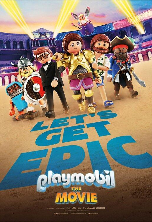 Filmi Playmobil: The movie poster