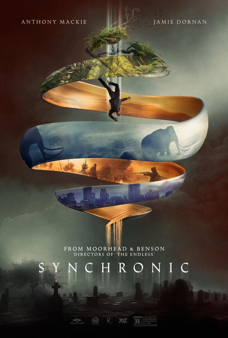 Filmi Synchronic poster