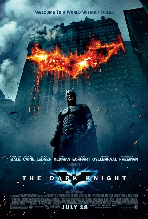 Filmi The Dark Knight poster