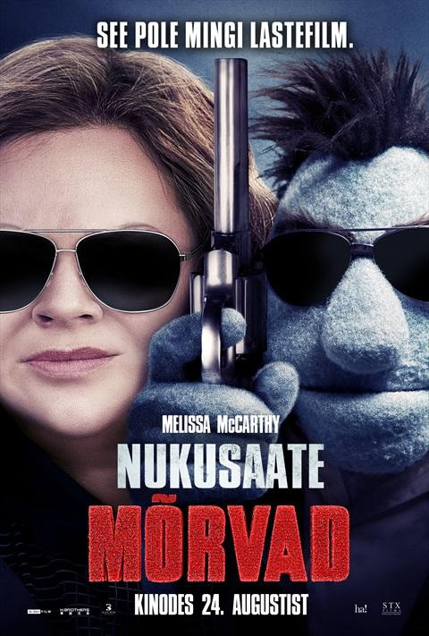 Filmi The Happytime Murders poster