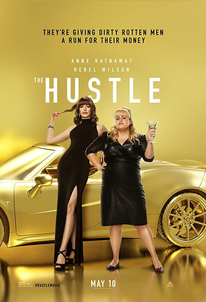 Filmi The Hustle poster