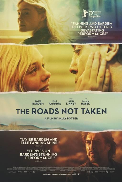 Filmi The Roads Not Taken poster