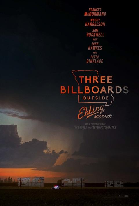 Filmi Three Billboards Outside Ebbing, Missouri poster