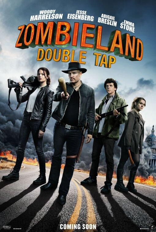 Filmi Zombieland: Double Tap poster
